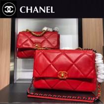 Chanel-08  最新19BAG 枕頭包