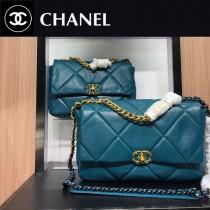 Chanel-010  最新19BAG 枕頭包