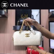 Chanel-02 新款手提包保齡球包