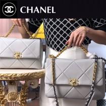 Chanel-03  最新19BAG 枕頭包