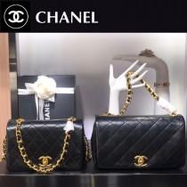 Chanel新款 口蓋包