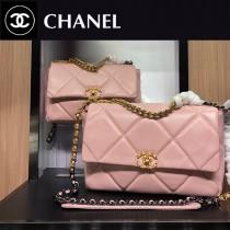 Chanel-013  最新19BAG 枕頭包