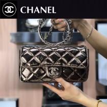 Chanel-02 秀款手環包 鐳射神奇光