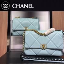 Chanel-09  最新19BAG 枕頭包