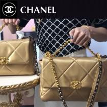 Chanel-02  最新19BAG 枕頭包