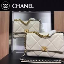 Chanel-07  最新19BAG 枕頭包