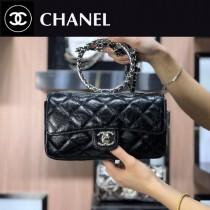Chanel-01 秀款手環包 鐳射神奇光