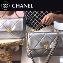 Chanel-01  最新19BAG 枕頭包