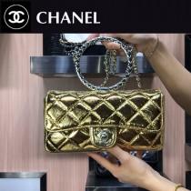 Chanel-03 秀款手環包 鐳射神奇光