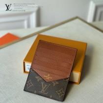LV N60378-01  新款原版皮卡包