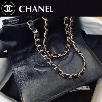 CHANEL 1945 香奈兒原版皮新款 專櫃最新款復古購物袋