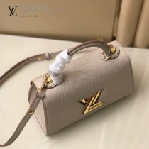 LV m57093 57090-03   原版皮 TWIST ONE HANDLE 小號手袋