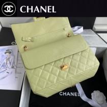 CHANEL 香奈兒原版皮大號最新 Chanel Reissue 秋冬季官方最新原廠進口胎牛方扣包
