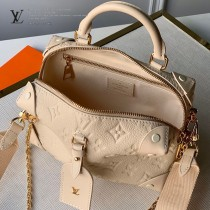 LV M45393-02 原版皮全皮壓花Petite Malle Souple 手袋