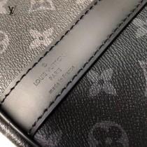 40603 LV  原版皮新款 藤原浩閃電系列 旅行袋