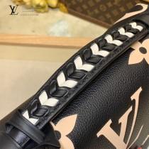 LV  原版皮 M45385-01  Pochette Métis 手袋
