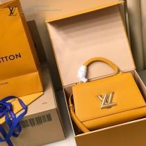 LV m57093 57090-01   原版皮 TWIST ONE HANDLE 小號手袋
