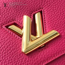 LV m57093 57090-02   原版皮 TWIST ONE HANDLE 小號手袋