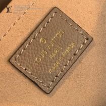 LV  原版皮 M41053-02  絲印迷妳款 Montaigne 手袋蒙田包
