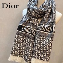 Dior迪奧 經典款明星同款圍巾