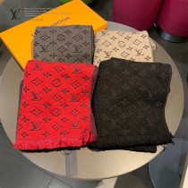LV 原單品質頂級羊絨針織長巾