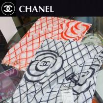 CHANEL 頂級羊絨長巾