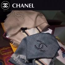 Chanel新款阿爾巴斯羊絨圍巾