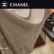 Chanel新款羊絨圍巾