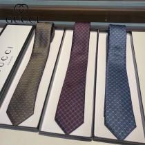 GUCCI新款真絲領帶