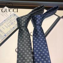 GUCCI 專櫃新款原單真絲男士領帶