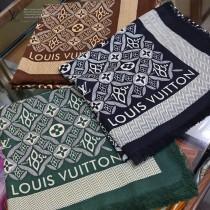 LV 1854  Monogram 披肩方巾
