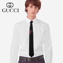 GUCCI男士原單真絲領帶