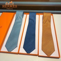 HERMES男士新款領帶系列 馬蹬領帶