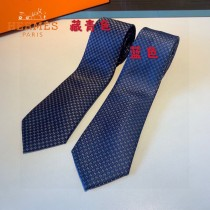 HERMES 愛馬仕H幻影男士新款領帶
