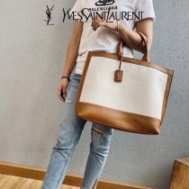 YSL 619757-01   原版皮聖羅蘭新款 ️SHOPPING TAG 購物袋