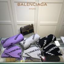 巴黎世家balenciaga帽子 圍巾套裝