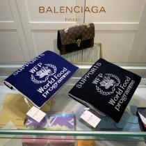 巴黎世家BALENCIAGA 秋冬專櫃最新發布 牛掰出口訂單圍巾帽子套裝