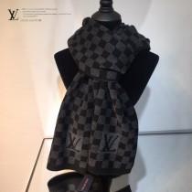 LV頂級羊絨針織長巾 禦用殿堂級極品驢 秋冬專櫃在售