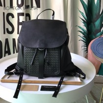 BV 寶緹嘉 4889-1 原單手工編織新款男士雙肩背包
