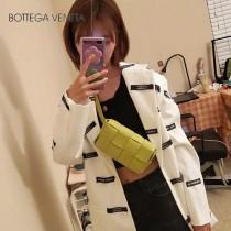 BV-01 寶緹嘉 原單手工編織新款 新款編織腰包