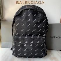 BALENCIAGA-05  巴黎世家原單雙肩背包書包