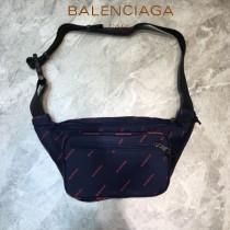 BALENCIAGA-06  巴黎世家 三聯特惠原單帆布胸包腰包 簡單輕便