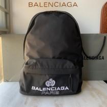 BALENCIAGA-07  巴黎世家原單雙肩背包書包