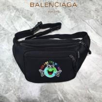 BALENCIAGA-09  巴黎世家 三聯特惠原單帆布胸包腰包 簡單輕便