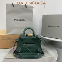 BALENCIAGA-01  巴黎世家 原單CUAG系列小號機車包