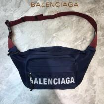 BALENCIAGA-02  巴黎世家 三聯特惠原單帆布胸包腰包 簡單輕便