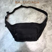 BALENCIAGA-01  巴黎世家 三聯特惠原單帆布胸包腰包 簡單輕便