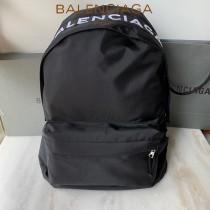 BALENCIAGA-04  巴黎世家原單雙肩背包書包