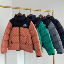 GUCCl The North Face聯名羽絨服