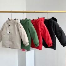 Moncler全壓膠兒童羽絨服  尺碼:110-150